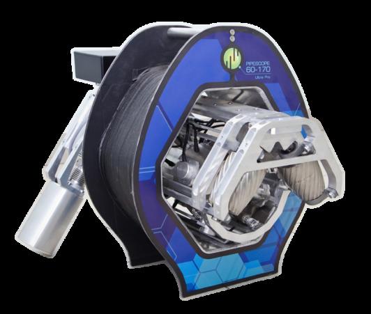 PipeScope 60 – 170 портативная система диагностики бурильных труб.